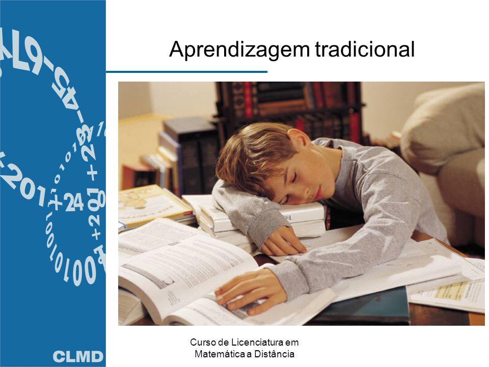 Aprendizagem tradicional