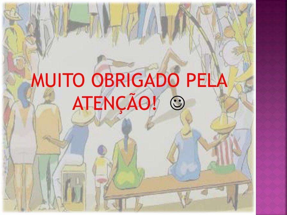 MUITO OBRIGADO PELA ATENÇÃO! 