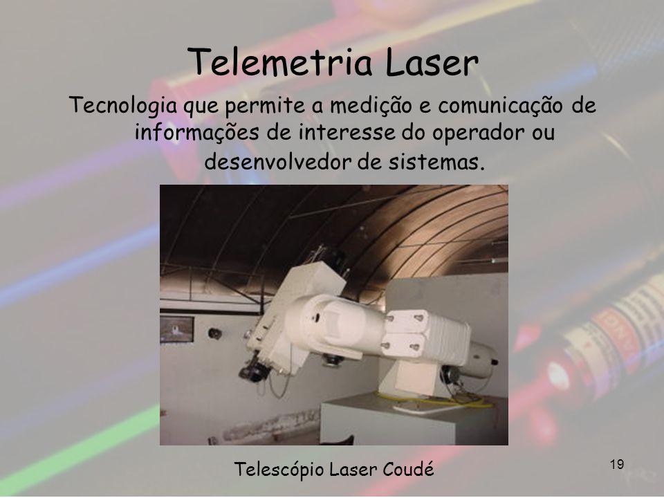 Telescópio Laser Coudé