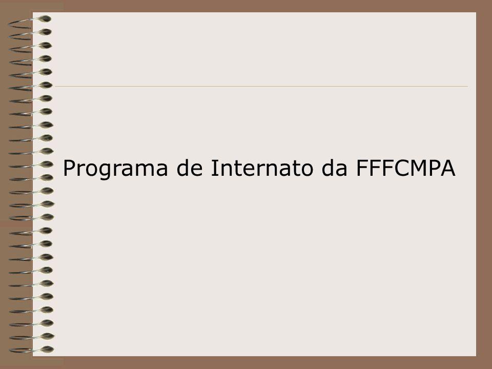 Programa de Internato da FFFCMPA