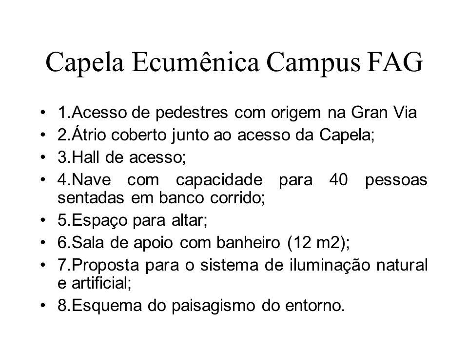 Capela Ecumênica Campus FAG