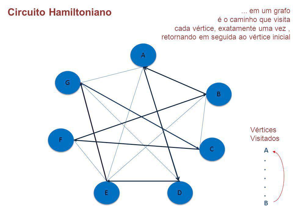Circuito Hamiltoniano