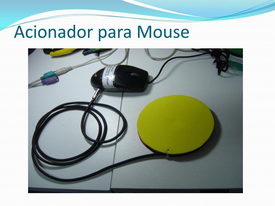 Acionador para Mouse