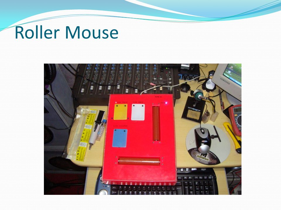 Roller Mouse