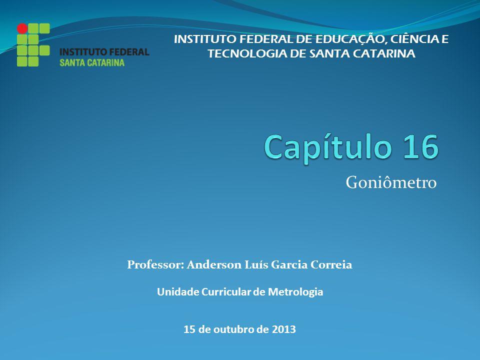 INSTITUTO FEDERAL DE EDUCAÇÃO, CIÊNCIA E TECNOLOGIA DE SANTA CATARINA