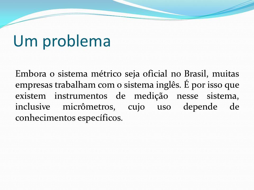 Um problema