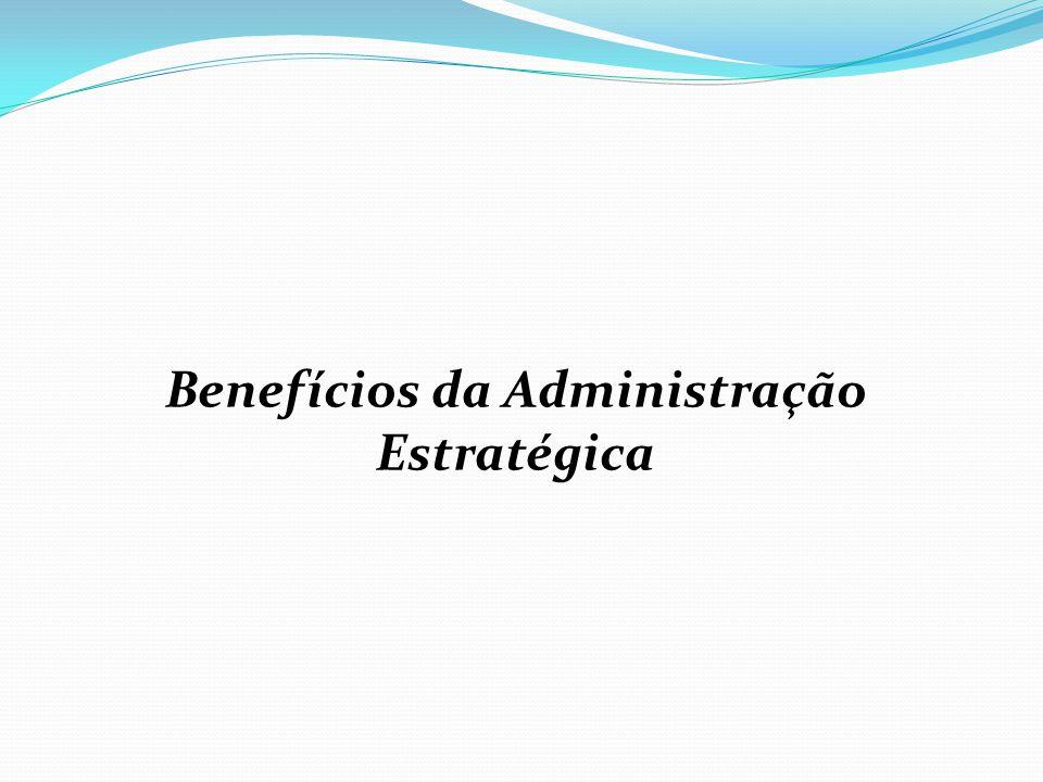 Benefícios da Administração
