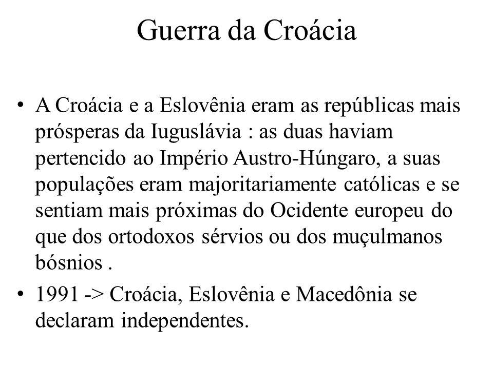 Guerra da Croácia