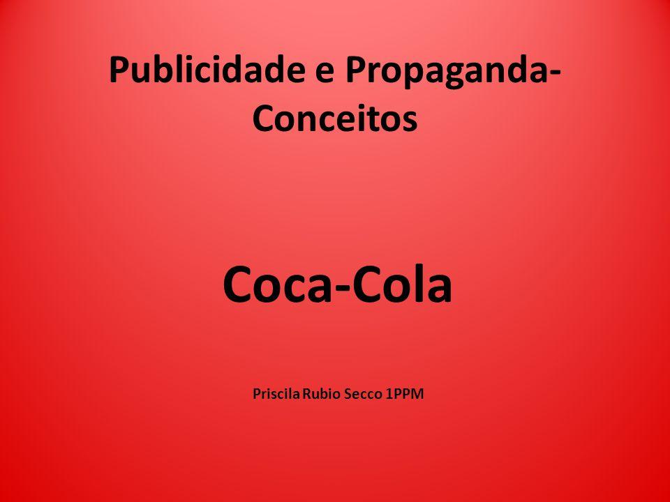Publicidade e Propaganda-Conceitos