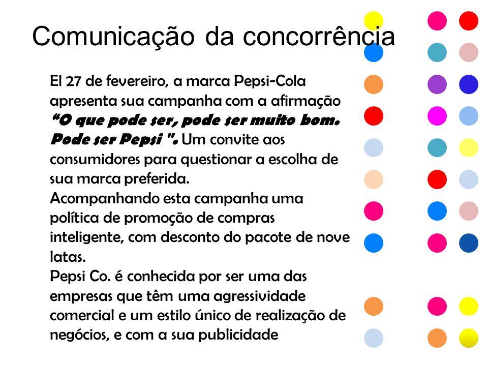 Comunicação da concorrência