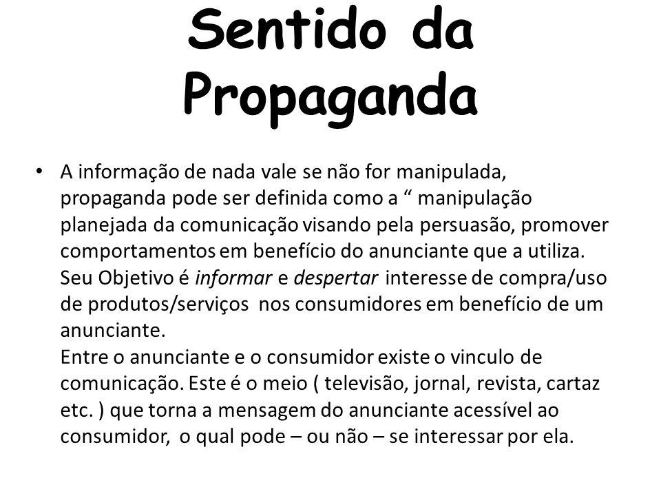 Sentido da Propaganda