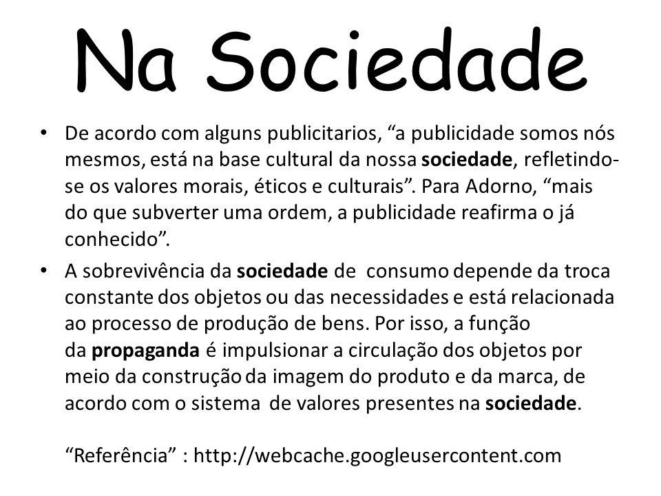 Na Sociedade
