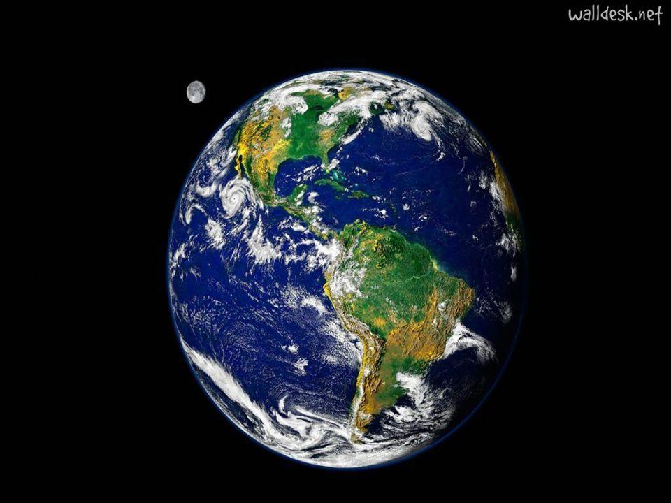 A nossa história começa nesse planeta