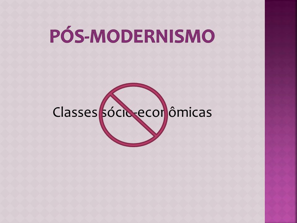 Classes sócio-econômicas