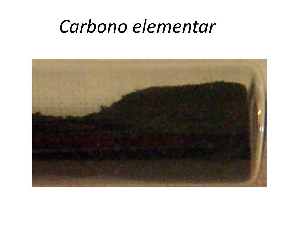 Carbono elementar