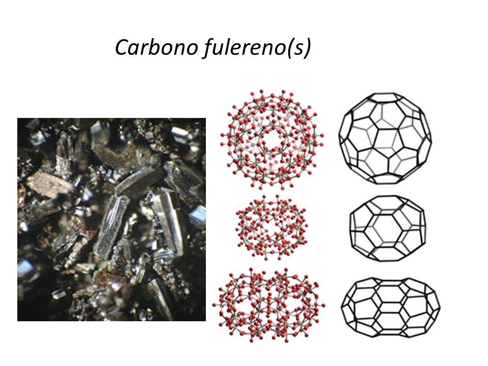 Carbono fulereno(s)