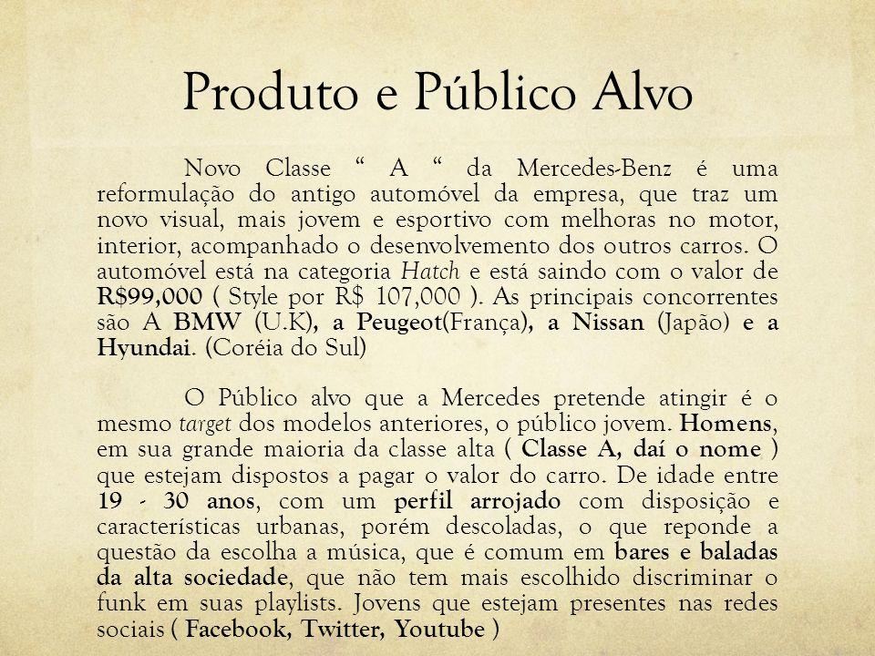 Produto e Público Alvo
