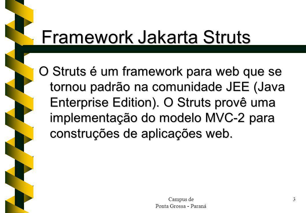 Framework Jakarta Struts