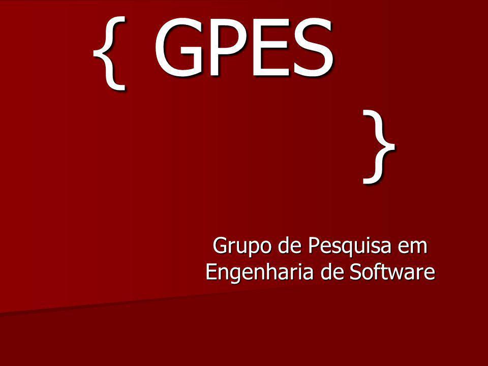 Grupo de Pesquisa em Engenharia de Software