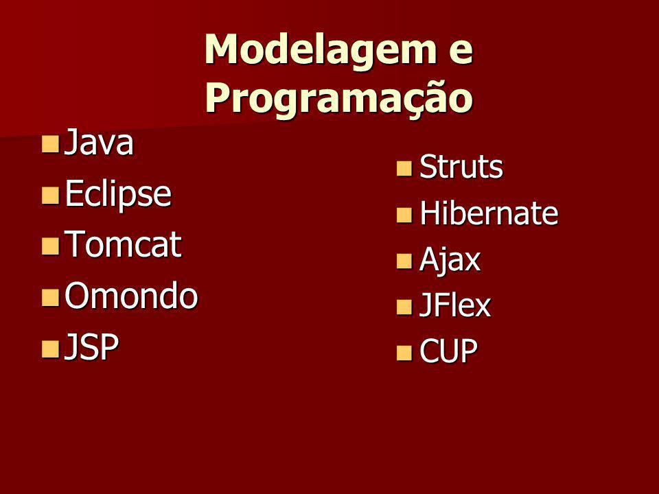 Modelagem e Programação