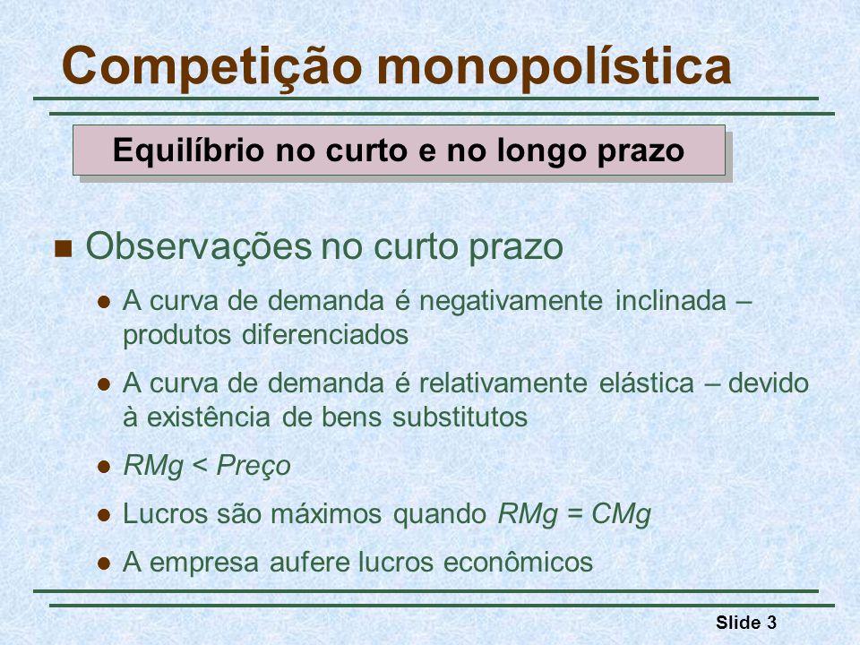 Competição monopolística