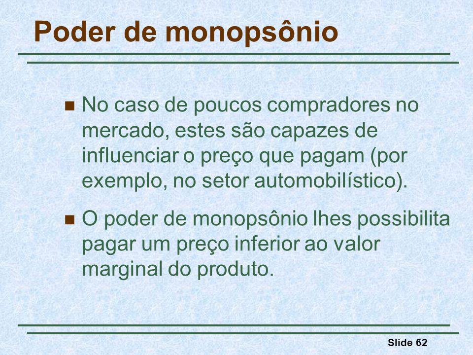 Poder de monopsônio