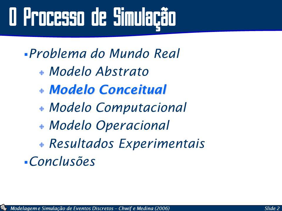 O Processo de Simulação