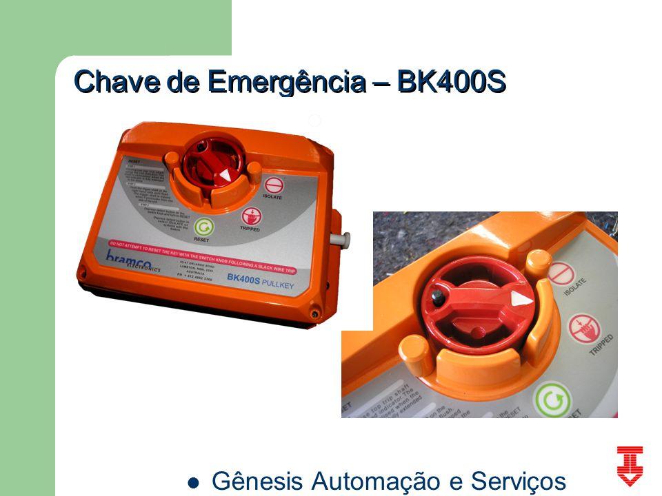 Chave de Emergência – BK400S