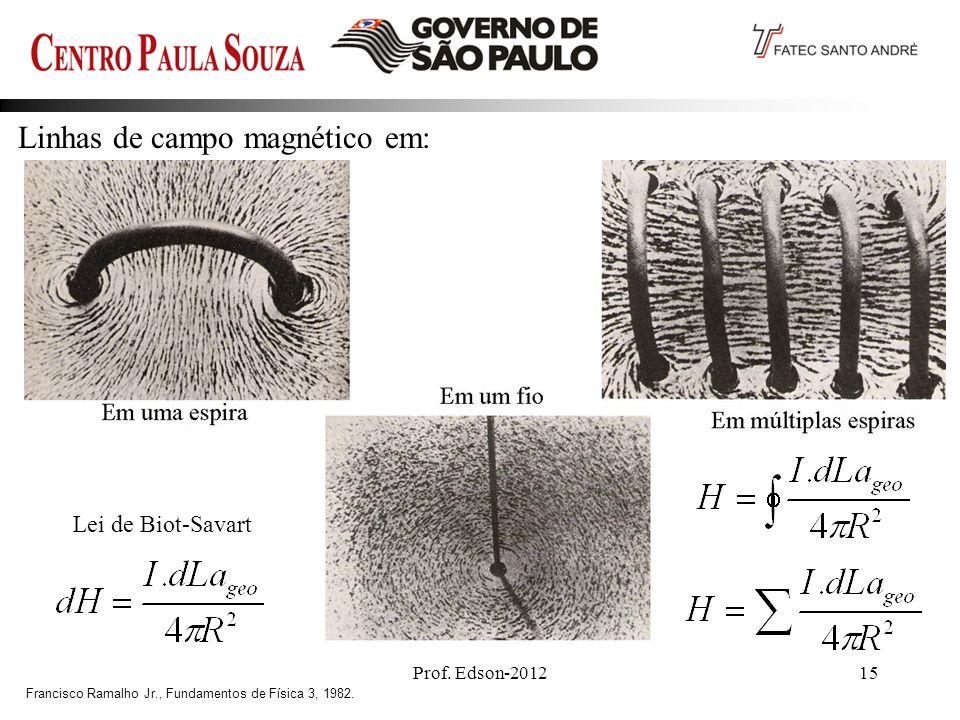 Francisco Ramalho Jr., Fundamentos de Física 3, 1982.