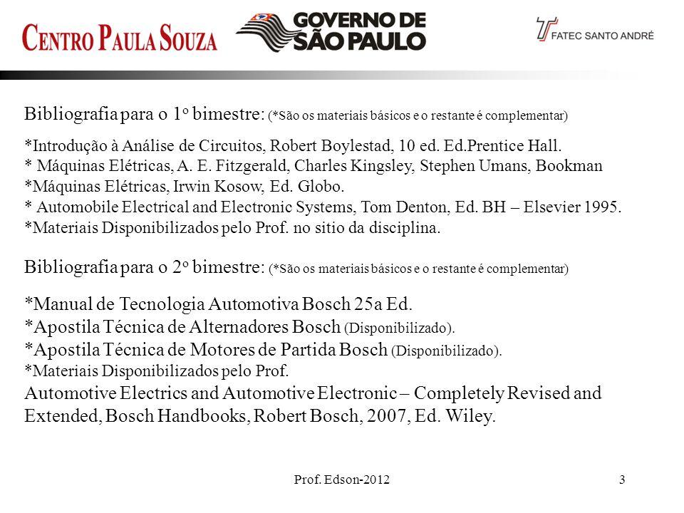 *Manual de Tecnologia Automotiva Bosch 25a Ed.