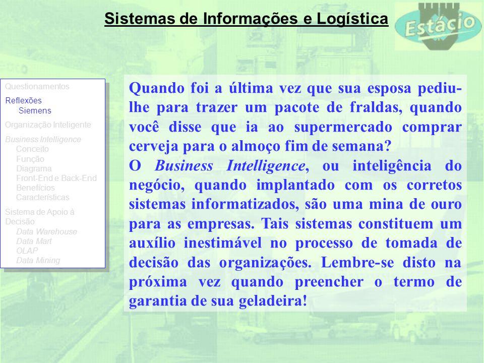 Sistemas de Informações e Logística