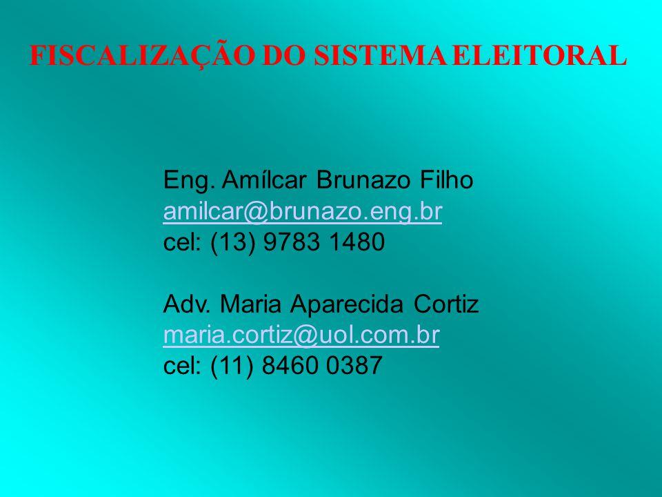 Eng. Amílcar Brunazo Filho