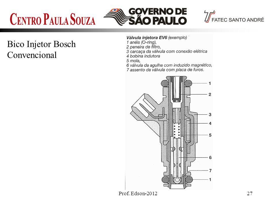 Bico Injetor Bosch Convencional