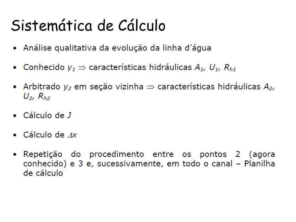 Sistemática de Cálculo