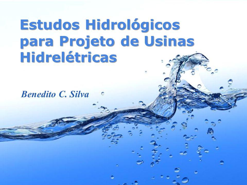 Estudos Hidrológicos para Projeto de Usinas Hidrelétricas