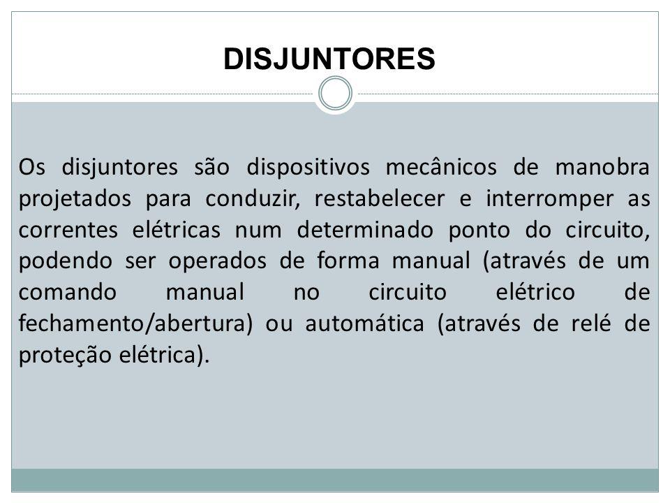 DISJUNTORES
