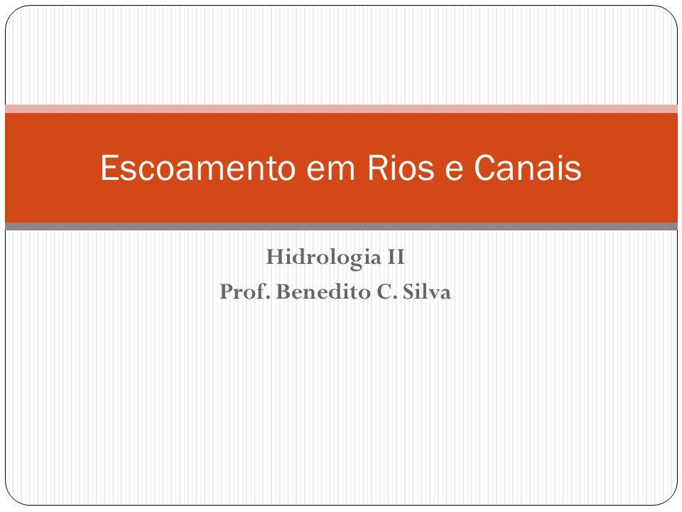 Escoamento em Rios e Canais