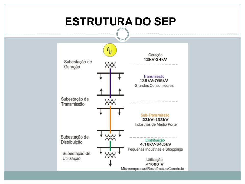 ESTRUTURA DO SEP