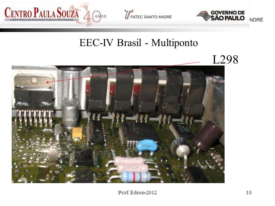 EEC-IV Brasil - Multiponto