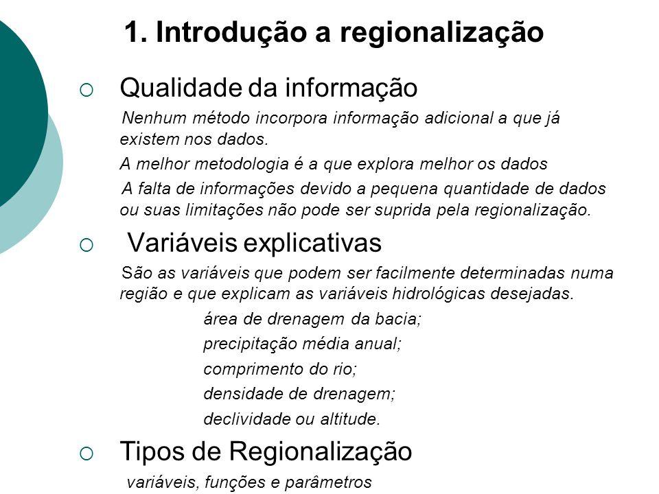 1. Introdução a regionalização