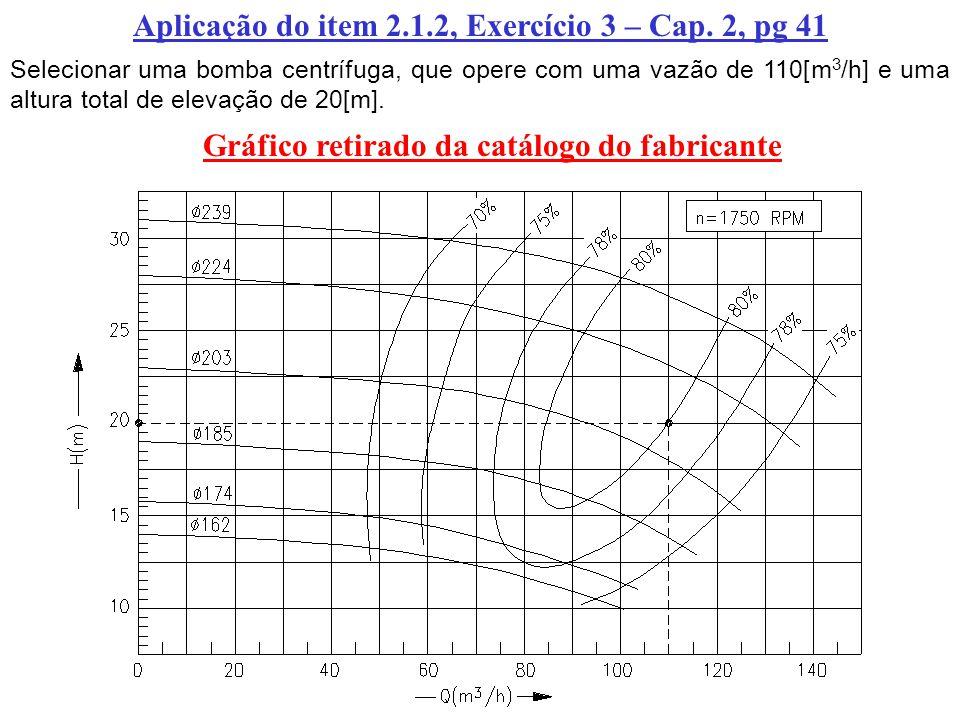 Aplicação do item 2.1.2, Exercício 3 – Cap. 2, pg 41