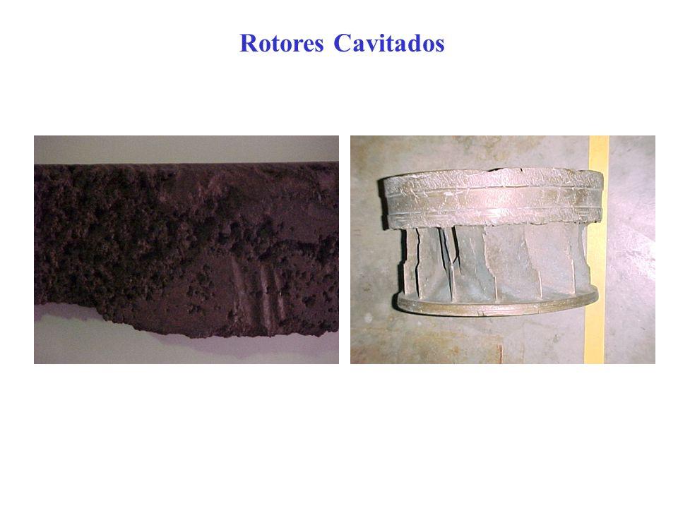 Rotores Cavitados