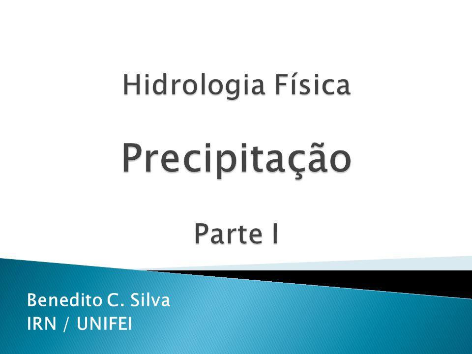Hidrologia Física Precipitação Parte I