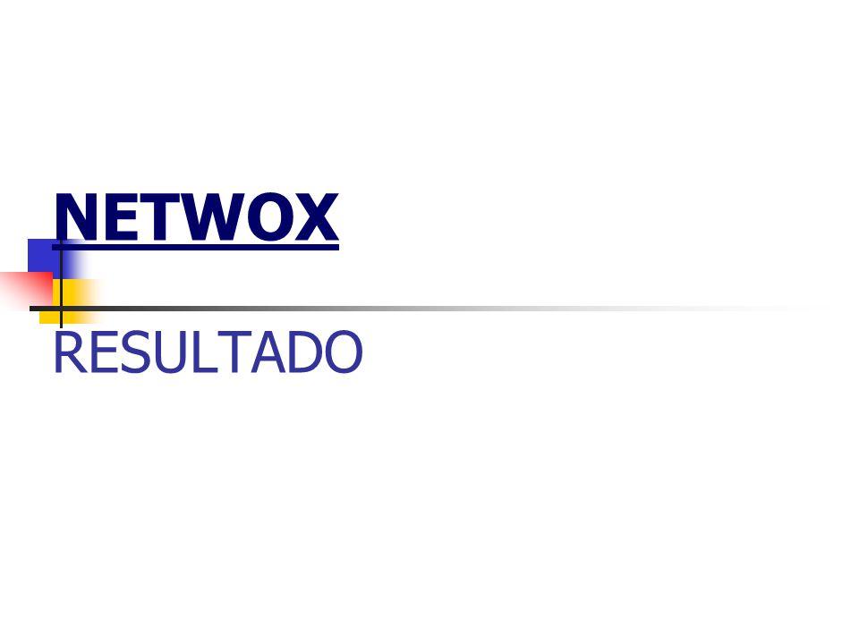 NETWOX RESULTADO