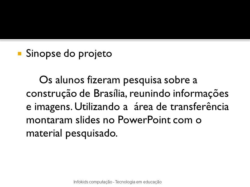 Sinopse do projeto