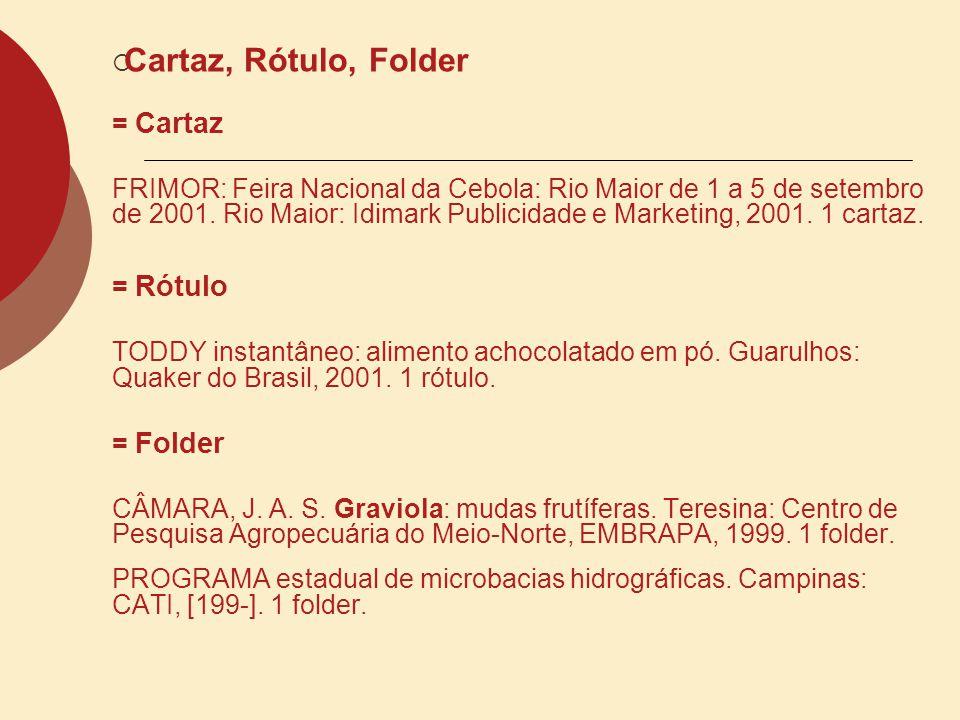 Cartaz, Rótulo, Folder = Cartaz