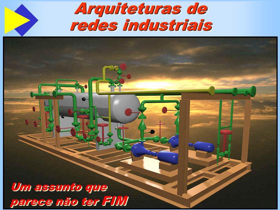 Arquiteturas de redes industriais