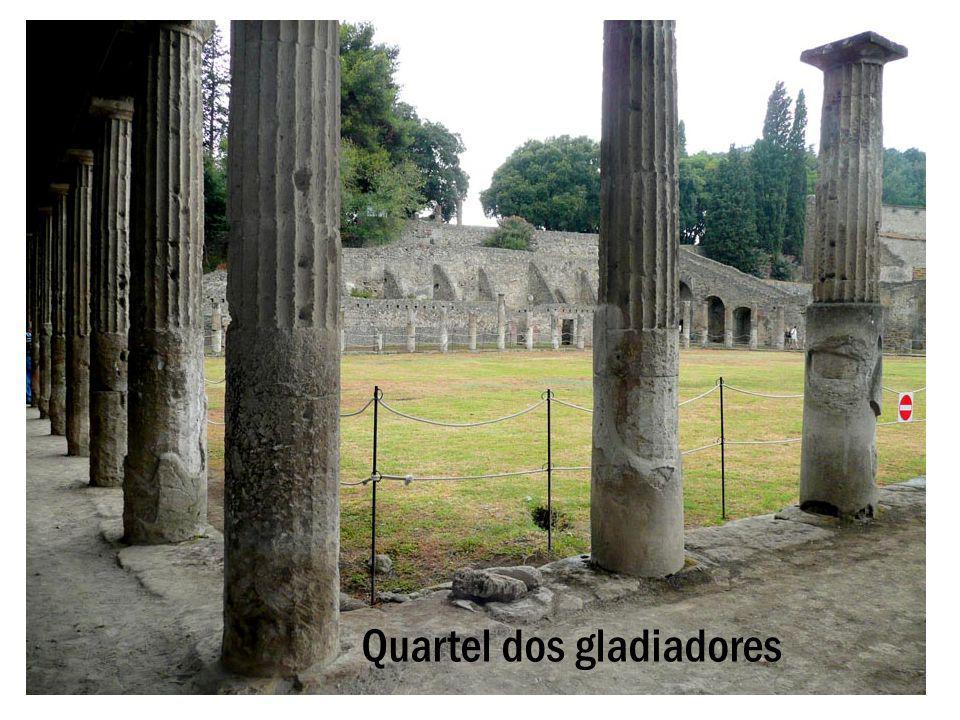 Quartel dos gladiadores