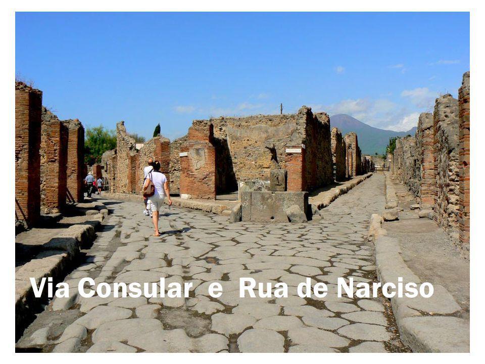Via Consular e Rua de Narciso