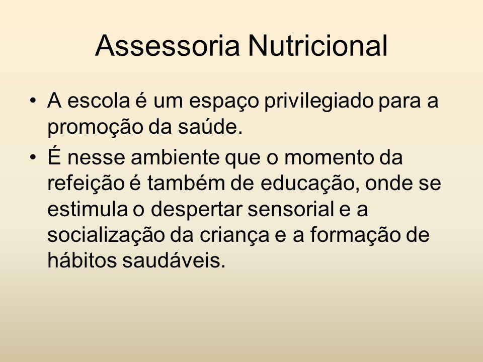 Assessoria Nutricional